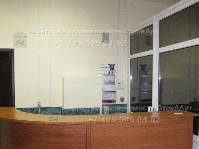 7255 Сдаю помещение под банк м. Белорусская Б. Тишинский пер д.8, без комиссии