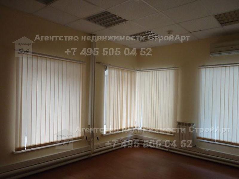 7348 Сдается оборудованное помещение под банк м. Курская 450 кв.м