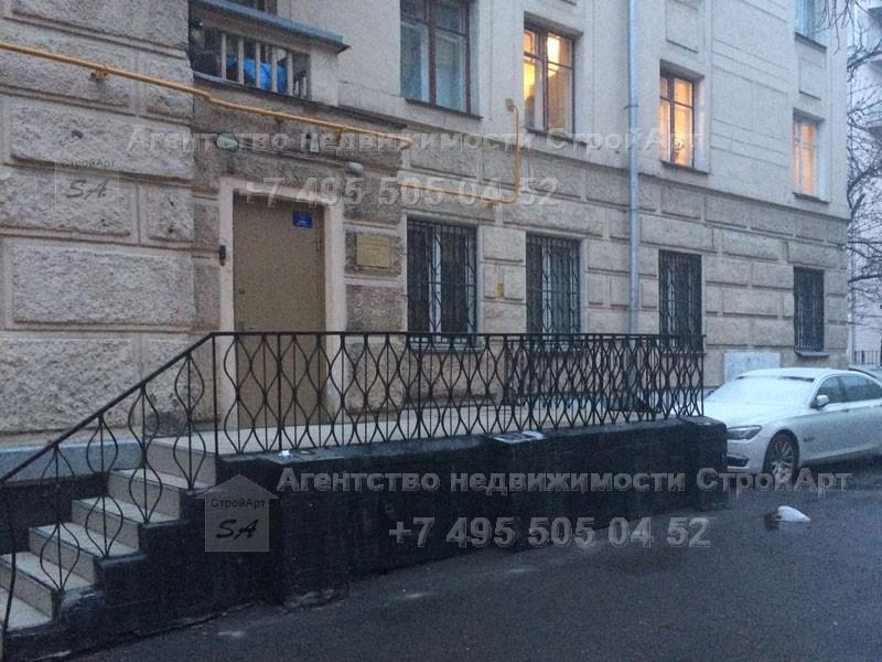 7440 Аренда помещения под банк 180 кв.м м. Павелецкая ул. Бахрушина без комиссии