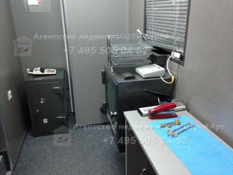 7447 Аренда  помещения под банк 296 кв.м Б.Тишинский переулок 10с1 без комиссии