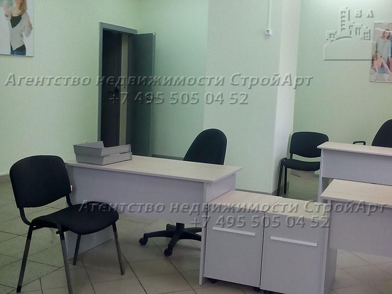 7484 Аренда помещения под банк м. Нахимовский проспект, ул. Азовская д.3, 70 кв.м без комиссии