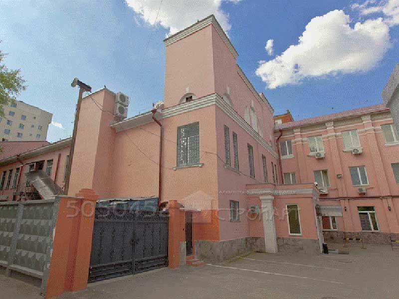 7491 Аренда помещения под банк м. Краснопресненская, Столярный пер., 3к3, 780 кв.м без комиссии