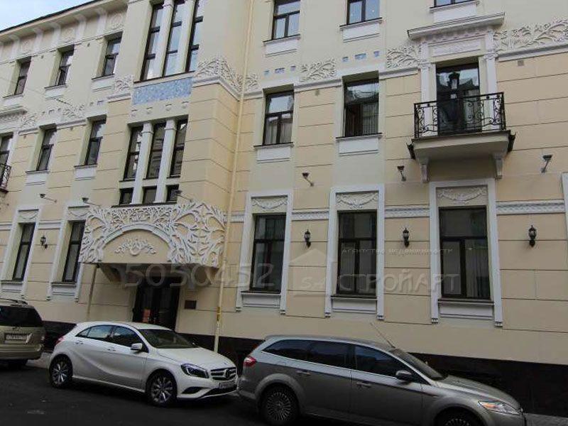 7537  Аренда под банк м. Кропоткинская, Нащекинский пер.  130 кв.м