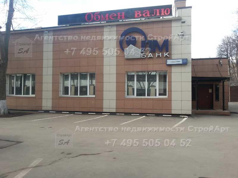 7548 Предлагается в аренду сертифицированный особняк под банк м. Савеловская 1 130 кв.м