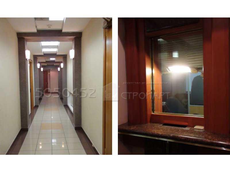 7551 Предлагается в аренду помещение под банк м. Курская Казакова, 27, 931 кв.м