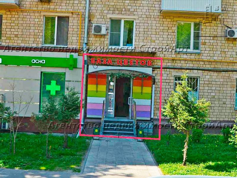 7554 Аренда сертифицированного помещения под банк 78 кв.м В. Красносельская д. 34 без комиссии!