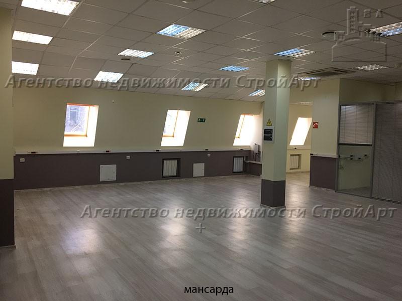 7598 Аренда помещения под банк 360 кв.м Земляной вал 34А без комиссии
