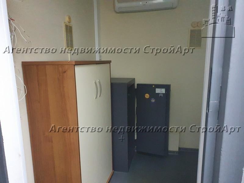 7606 Аренда помещения под банк м. Добрынинская, ул. Люсиновская 41с1,  78 кв.м без комиссии