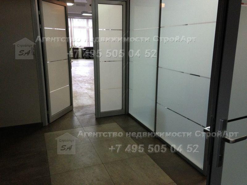 7615 Продажа помещения под банк м. Белорусская, Баррикадная, Б. Тишинский пер. 10,  296 кв.м без ком