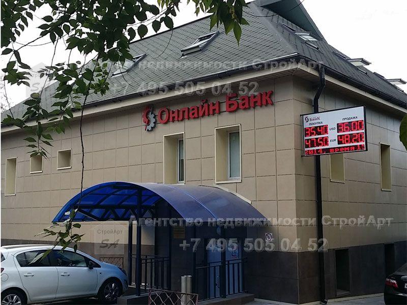 7642 Продажа особняка под банк 440 кв.м Малая Семеновская  11/2с3 без комиссии