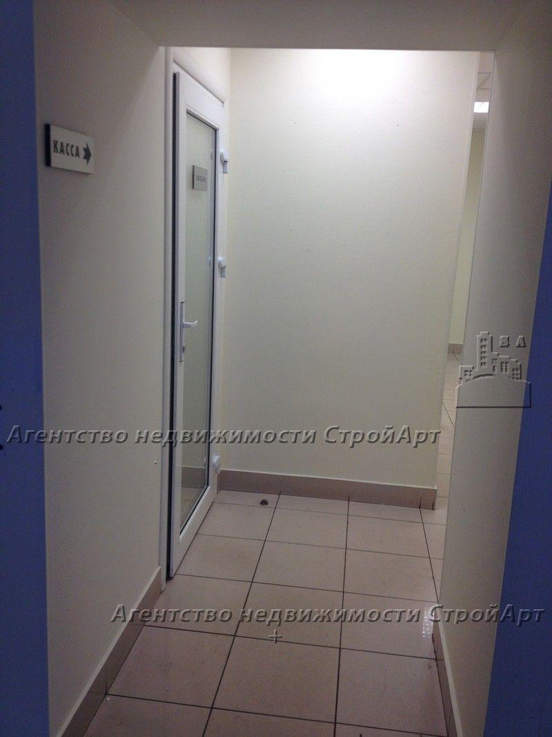 7648 Аренда банковского помещения на Садовом кольце 115 м2 Земляной вал 46, без комиссии
