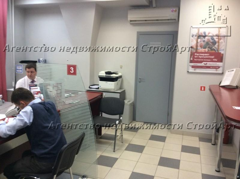 7661 Аренда помещения под банк 80 кв.м М. Площадь Ильича, ул. С. Радонежского без комиссии
