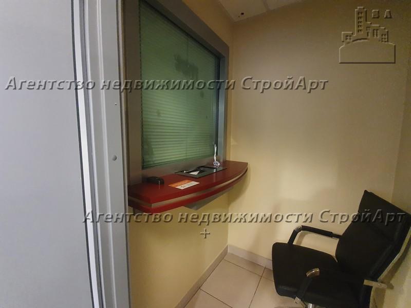 7698 Аренда помещения под банк 82 кв.м 1-я Тверская-Ямская 24  без комиссии