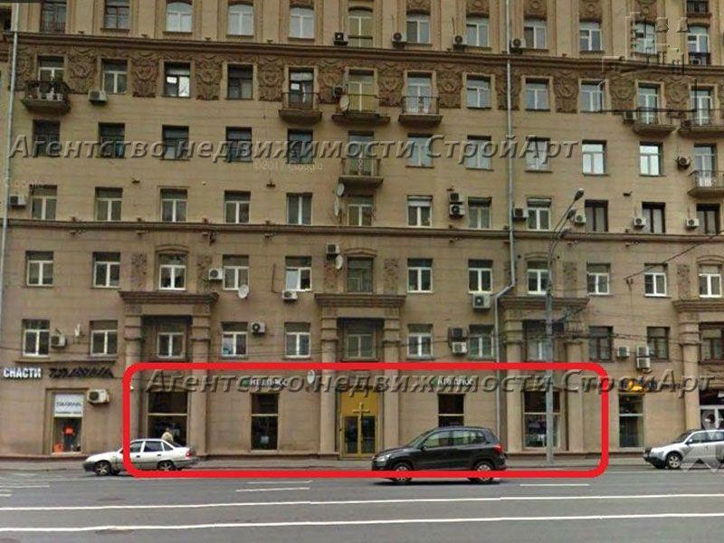 7710 Аренда помещения под банк 239 кв.м Леннский проспект д.30 без комиссии