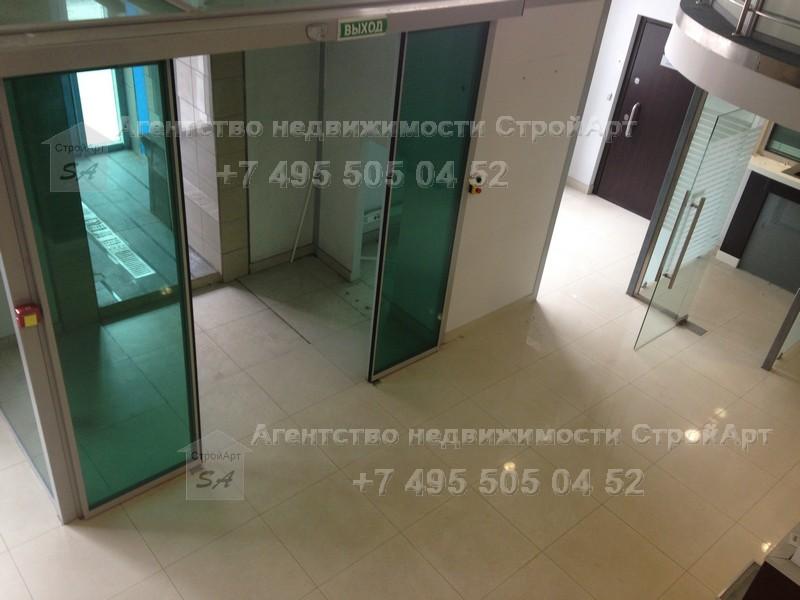 7729 Аренда помещения под банк 267 кв.м Садовая-Черногрязская улица, 16-18С1 без комиссии!