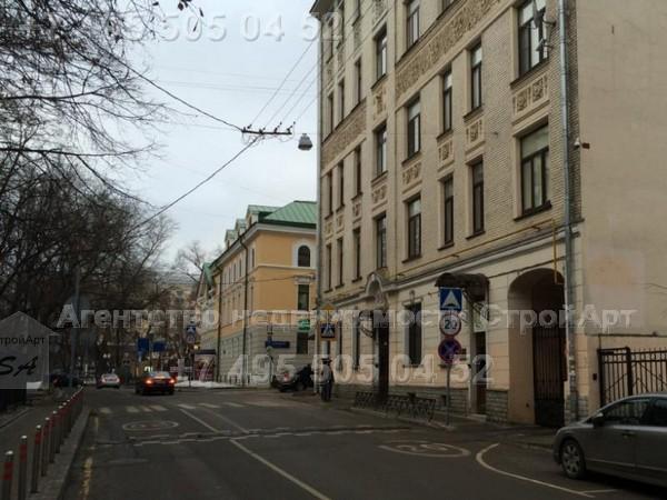 Аренда коммерческой недвижимости Гусятников переулок Снять офис в городе Москва Строителей улица