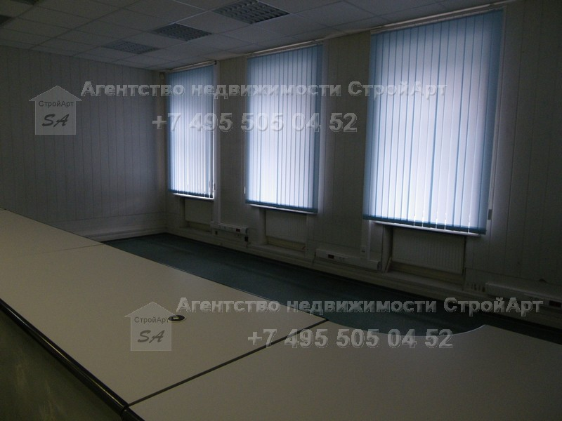 7736 Аренда помещения под банк 221 кв.м ул. Палиха без комиссии