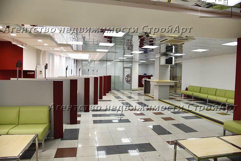 7752 Аренда помещения под банк в бизнес центре Орликов пер. д.2 без комиссии