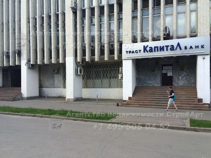 7767 Аренда помещения под банк 1016 кв.м 1-й Щипковский пер, м. Добрынинская без комиссии