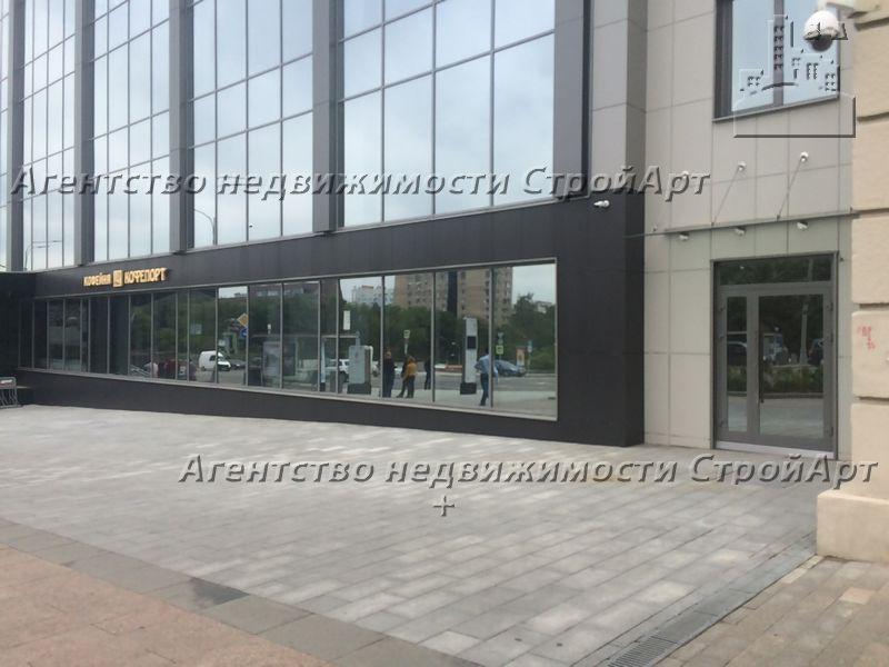 7770 Аренда помещения под банк в Бизнес-Центре на Земляном Валу