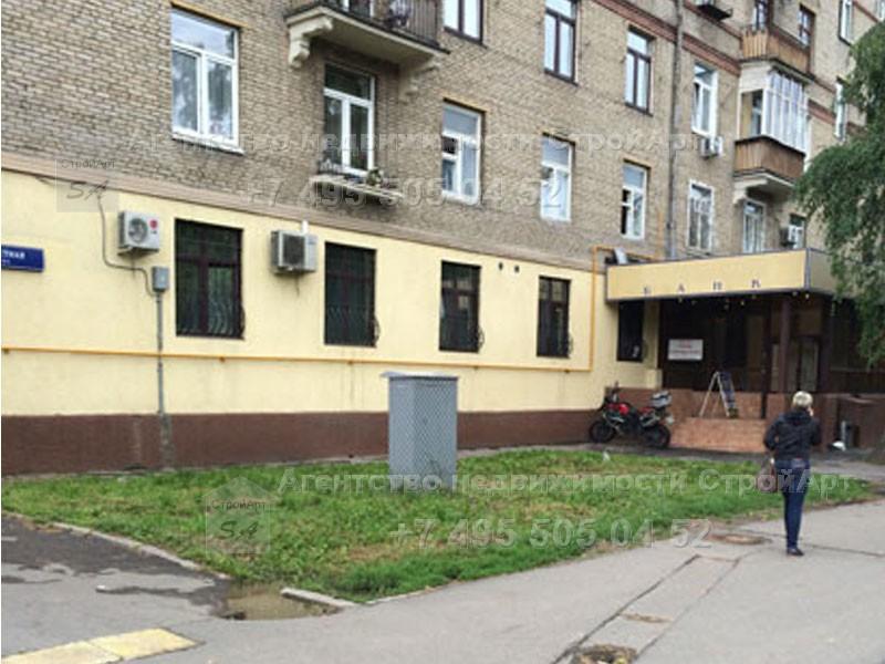 7811 Аренда помещения под банк 312 кв. м Эльдорадовский пер д.7/19 без комиссии