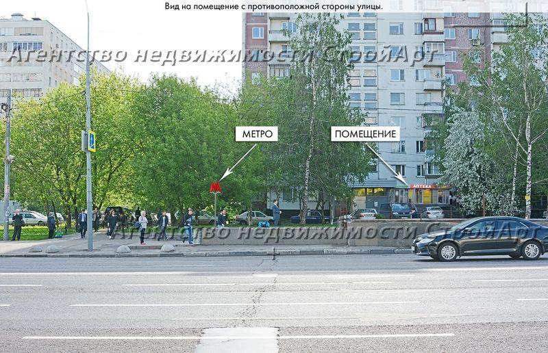 7827 Аренда помещения под банк 90,8 кв.м м. Бабушкинская, ул. Менжинского д.32 без комиссии