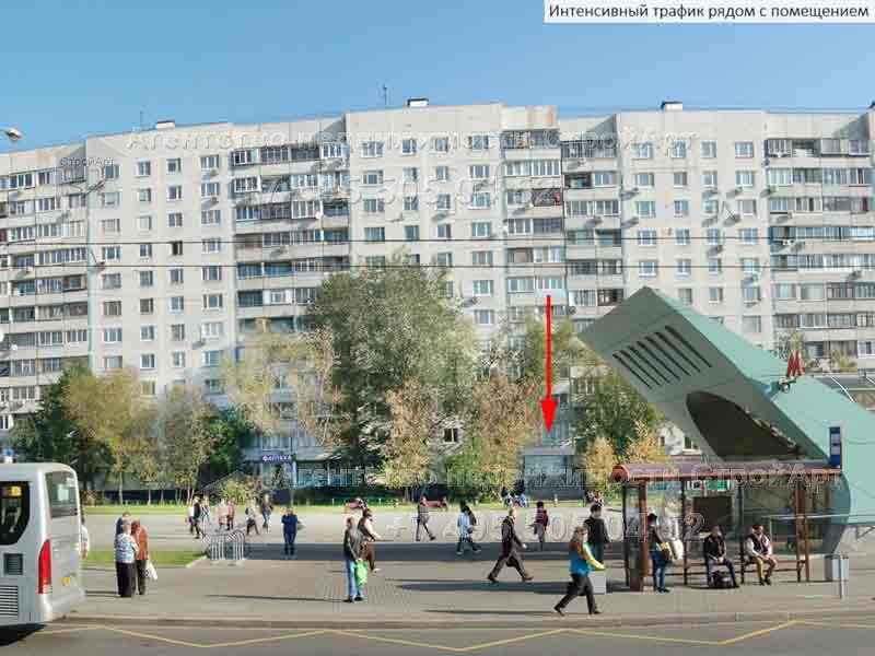 Аренда помещения под банк 94,4 кв.м Строгинский бульвар д.7 к 1 без комиссии
