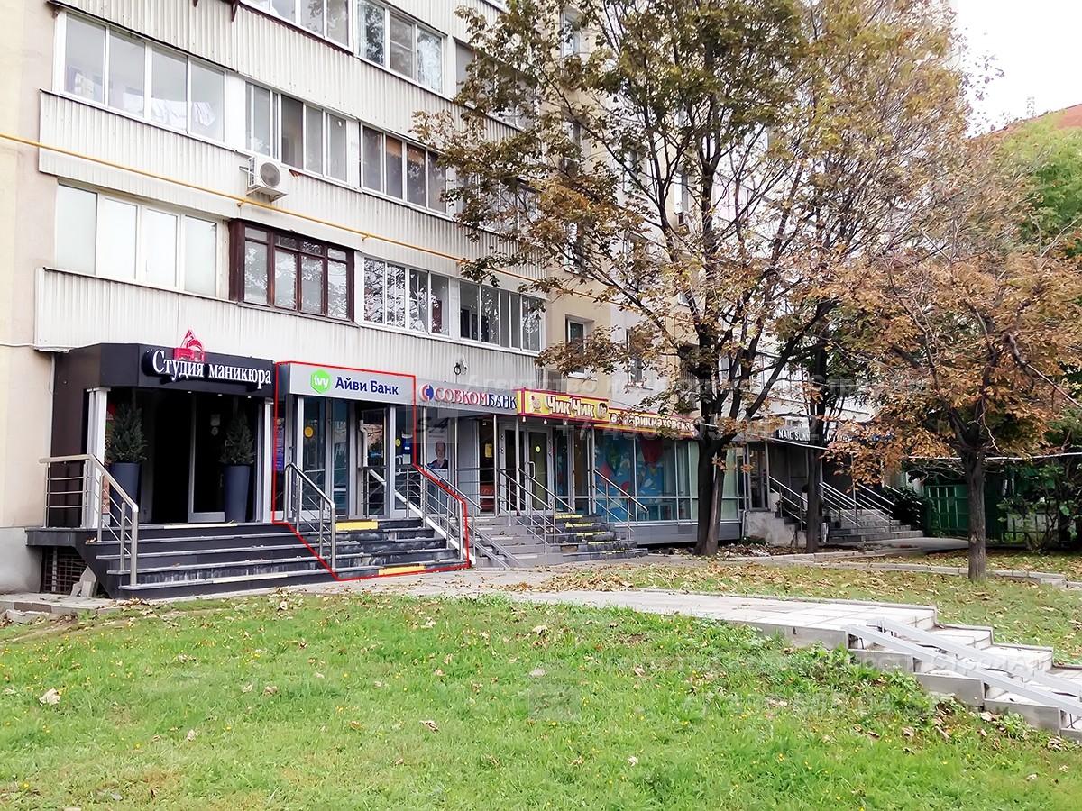 Аренда помещения под банк 33 кв.м Б. Якиманка д.32 без комиссии
