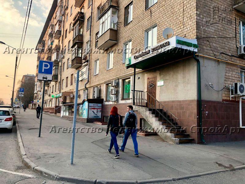 7870 Аренда помещения под банк 107 кв.м м. Университет Ломоносовский проспект, 4 без комиссии