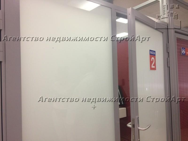 7871 Аренда помещения под банк 123 кв.м Пл. Рогожской Заставы д.2/1 стр.1 без комиссии