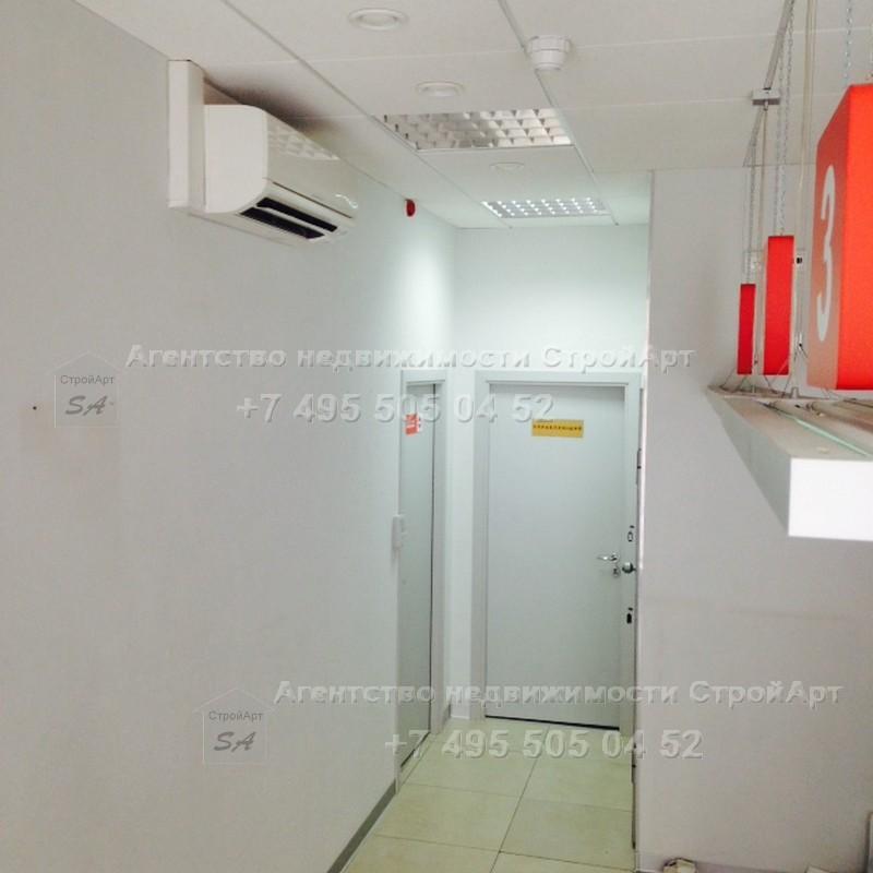 7872 Аренда помещения под банк 70 кв.м Новослободская д.71 без комиссии
