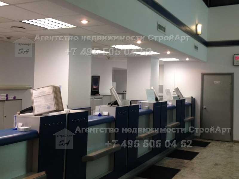 Продажа помещения под банк Смоленская наб. д.5/13, площадь 1042 кв.м без комиссии