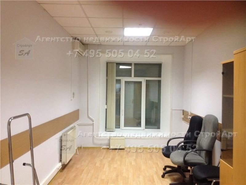 7881 Аренда помещения под банк ул. Ленивка д.3 с. 3, 180 кв.м без комиссии