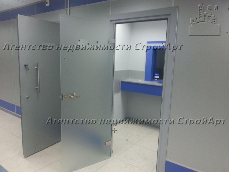7885 Аренда помещения под банк Олимпийский пр. д.26, 522 кв.м без комиссии
