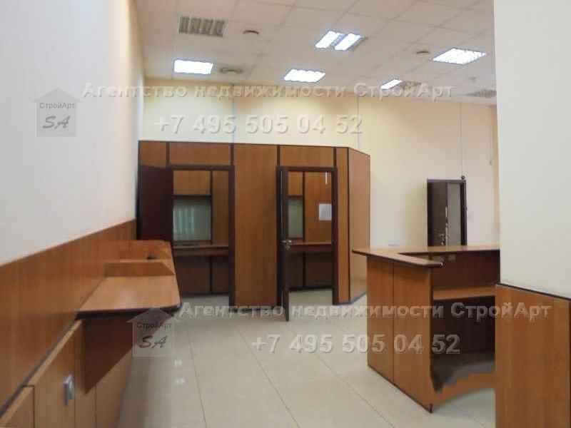 7895 Аренда помещения под банк 100 кв.м ул. Дербеневская д.1к.1 без комиссии
