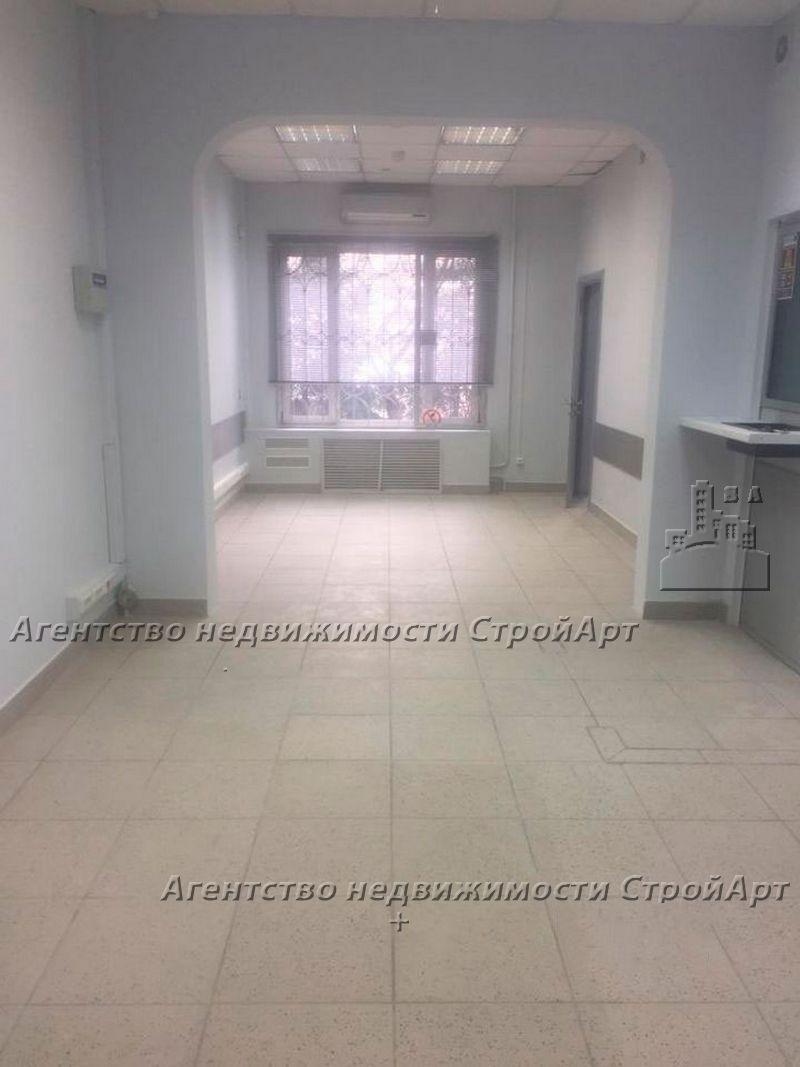 7899 Аренда помещения под банк м. Братиславская, Перерва д.49, площадью 59 кв.м без комиссии