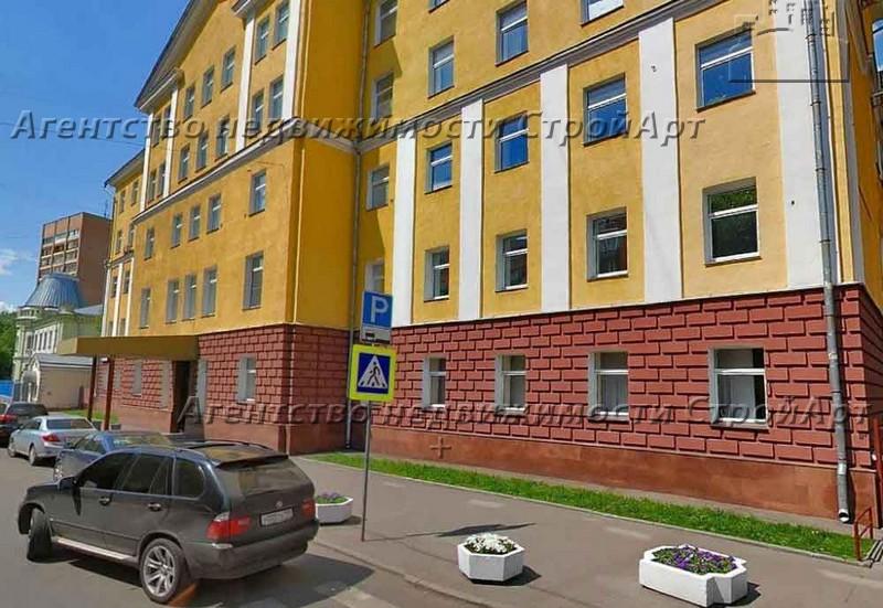 7900 Аренда помещения под банк 267кв.м по адресу г. Москва ул. М. Пироговская д.18 без комиссии