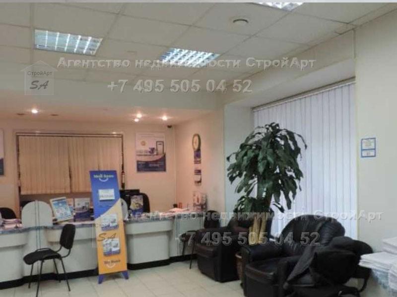 7909 Аренда помещения под банк 1-я Тверская-Ямская д.15, 233 кв.м без комиссии