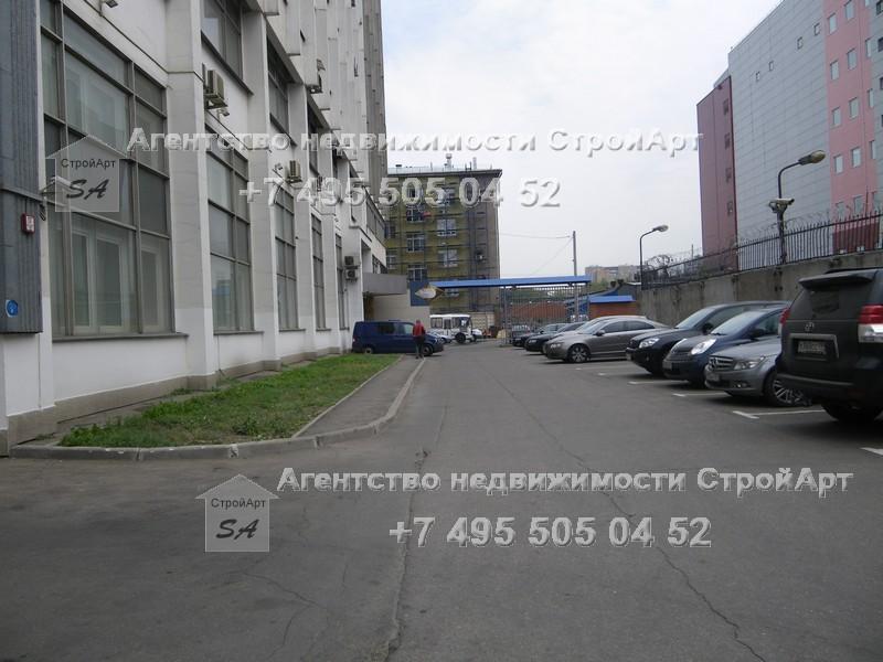 Аренда помещения под банк 123кв.м ул.М.Красносельская д.2/8 к7 без комиссии