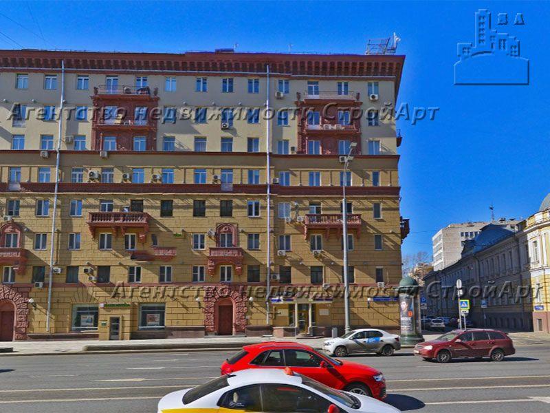 7924 Аренда помещения под банк 138 кв.м Садовая Черногрязская д.16-18 с1 без комиссии