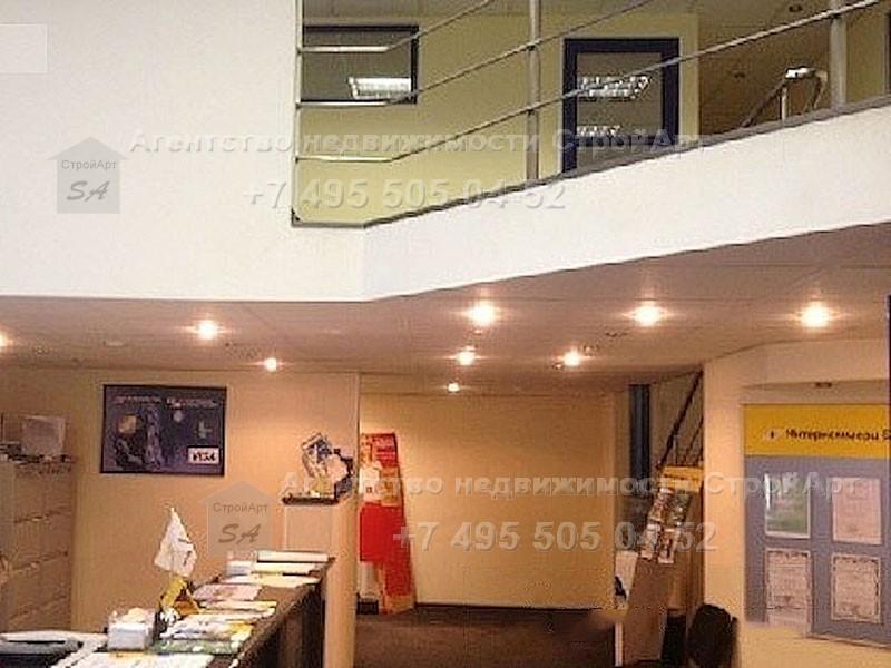 Аренда помещения под банк м. Добрынинская, ул. Житная 10, 180 кв.м без комиссии
