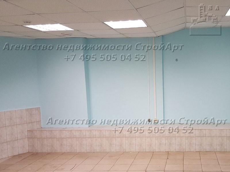 Аренда помещения под банк м. Комсомольская, 1-й Басманный пер. д.5/20, без комиссии