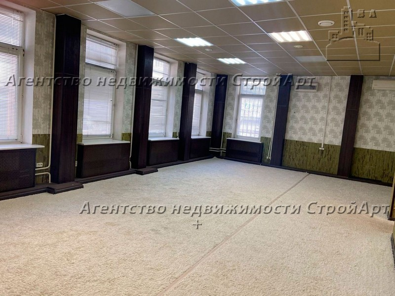 7952 Аренда особняка под банк Бакунинская 80с1, 741 кв.м без комиссии