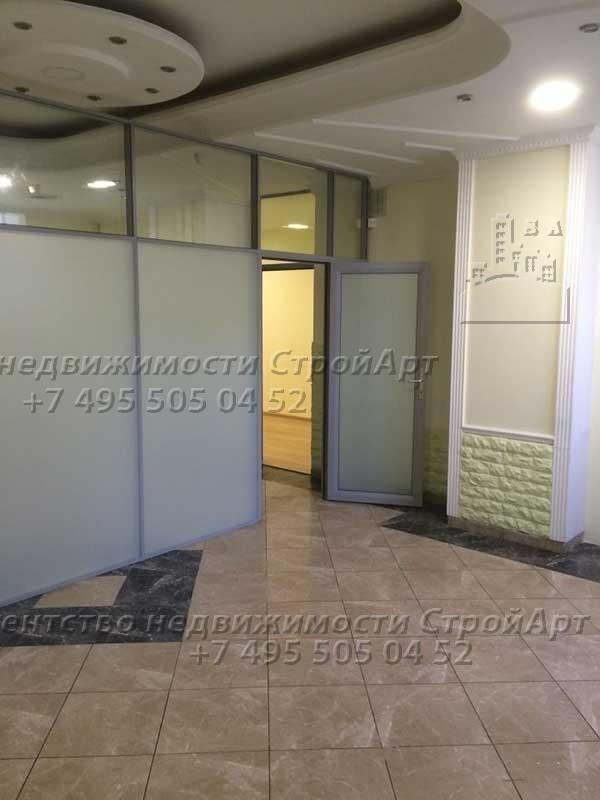 7961 Аренда помещения под банк м. Автозаводская, 3 Автозаводский проезд 4, без комиссии