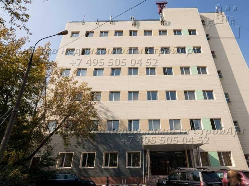 7966 Аренда помещения под банк 207 кв.м, Шумкина 20с1, без комиссии